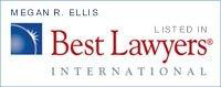 Megan R. Ellis Listed in Best Lawyers® International